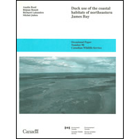 Duck Use Of The Coastal Habitats Of Northeastern James Bay By Austin Reed Et Al Cw69 1 90e Government Of Canada Publications Canada Ca